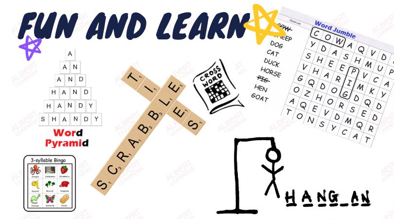 Learn English online at Albert Learning www.albert-learning.com