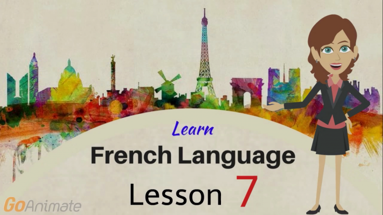 Watch Your Way To Learning French–Part 7!