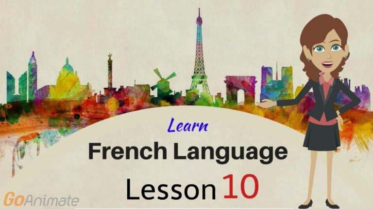Watch Your Way To Learning French–Part 10!