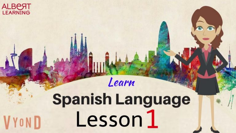 Watch Your Way To Learning Spanish- Part 1