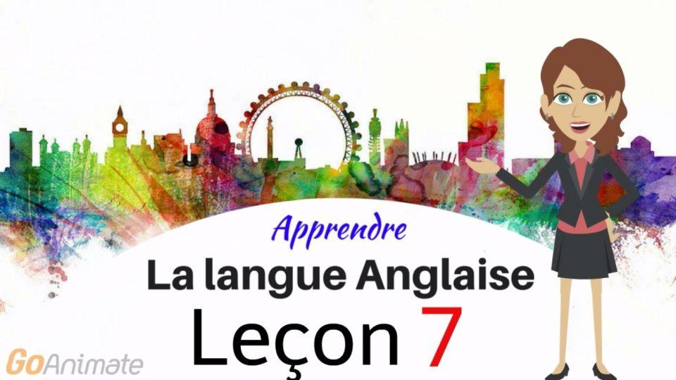 Regardez votre façon d'apprendre l'anglais- Partie 7!