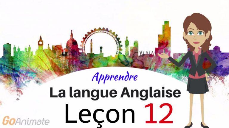 Regardez votre façon d'apprendre l'anglais- Partie 12!