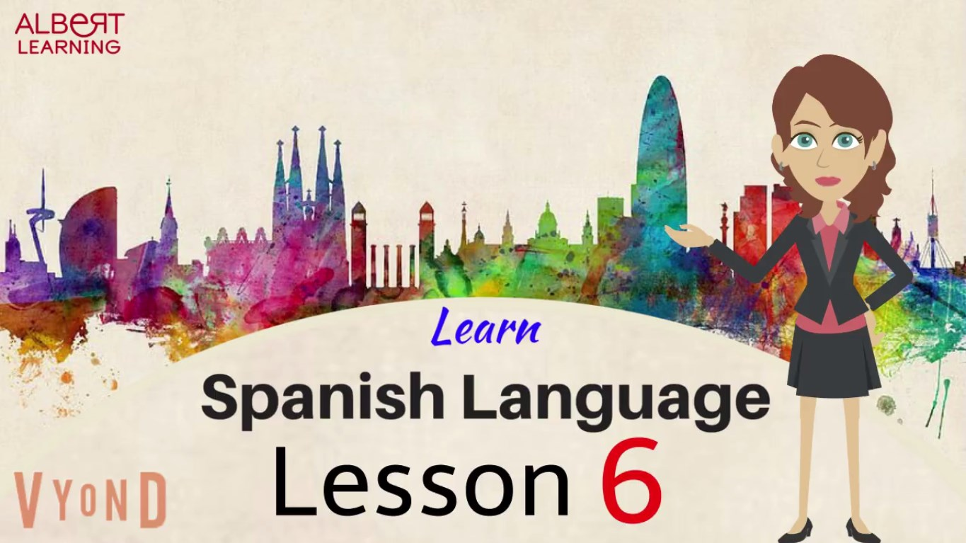 Learn Spanish online with our skilled teachers of Albert Learning.