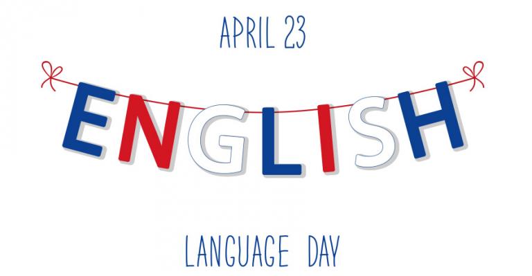 Célébrer la journée de la langue anglaise!