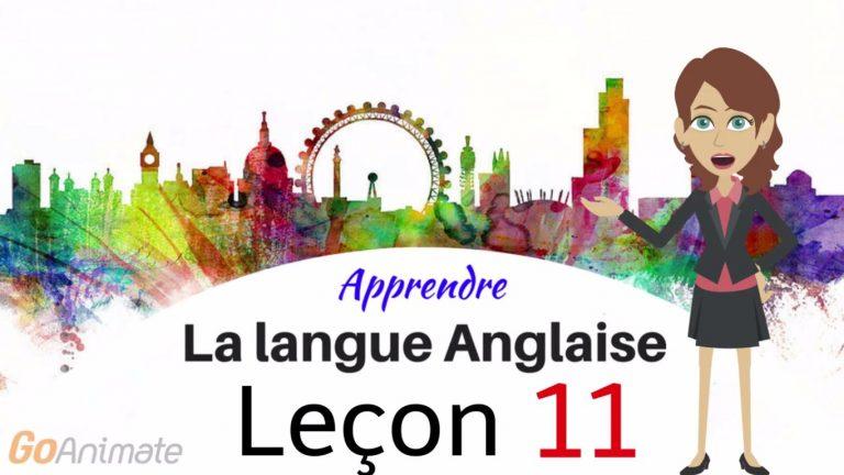 Regardez votre façon d'apprendre l'anglais- Partie 11!