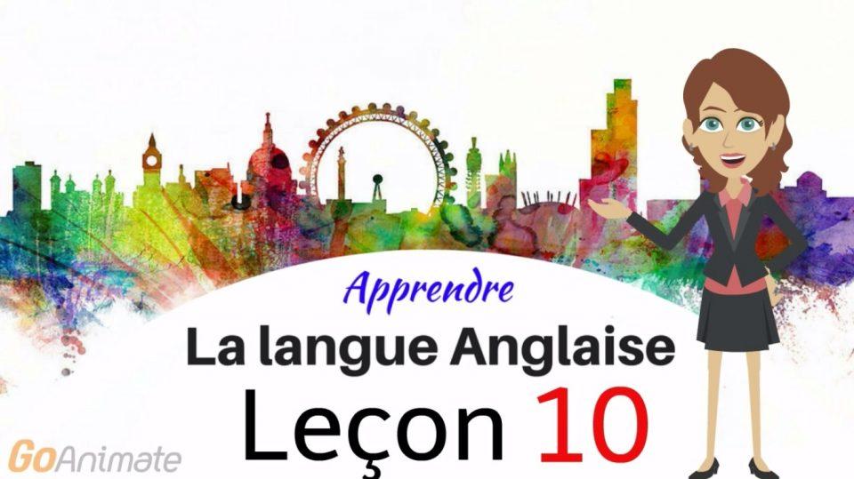 Regardez votre façon d'apprendre l'anglais- Partie 10!