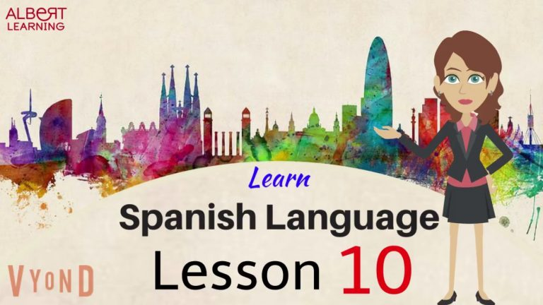 Watch Your Way To Learning Spanish- Part 10!