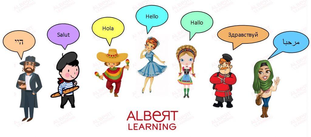 Prenez des cours en ligne avec des professeurs pour apprendre l'anglais.