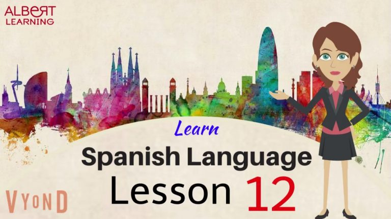Watch Your Way To Learning Spanish- Part 12!