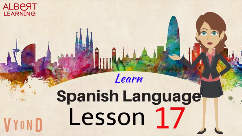 Learn Spanish easily with Albert Learning