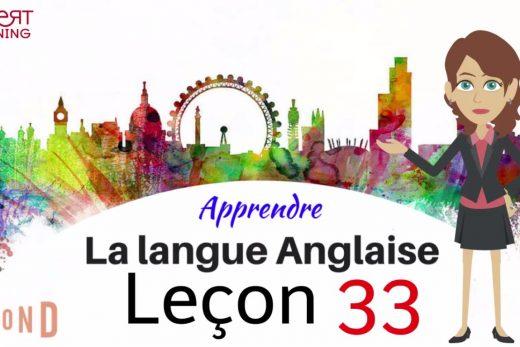 Apprenez comment parler l'anglais en regardant cette video