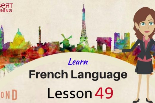 Learn fluent french with watching these videos