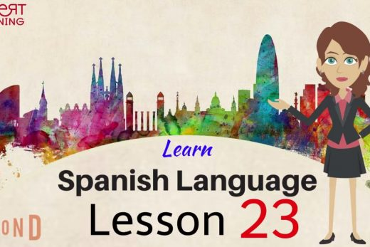 Learn Basic Spanish by watching the videos. Take classes of Spanish and learn how to speak fluently.