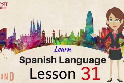 Learn Spanish language easily